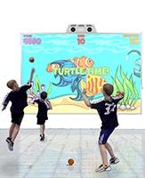 Multiball je interaktivní sportovní a herní konzole vytvořená pro interakci mezi fyzickou aktivitou a digitálními hrami.
